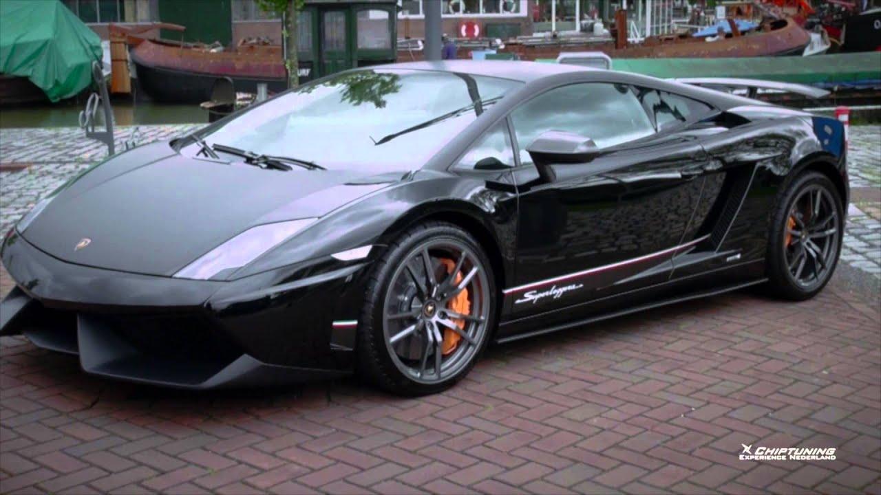 Lamborghini Gallardo Lp570 4 Superleggera With Akrapovic Exhaust Youtube