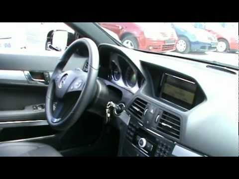 Mercedes E350 CDI Coupé BlueEFFICIENCY Avantgarde Full Review.Start Up. Engine. and In Depth Tour