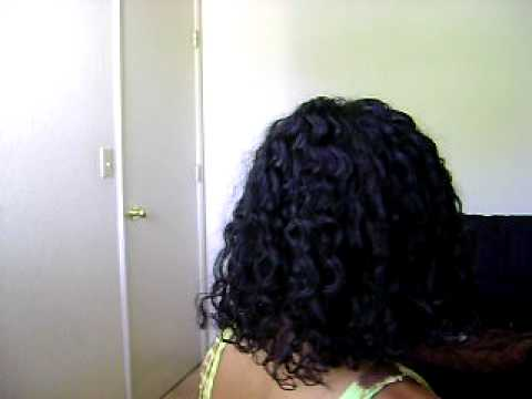 Two Strand Twist Results (Relaxed Hair)