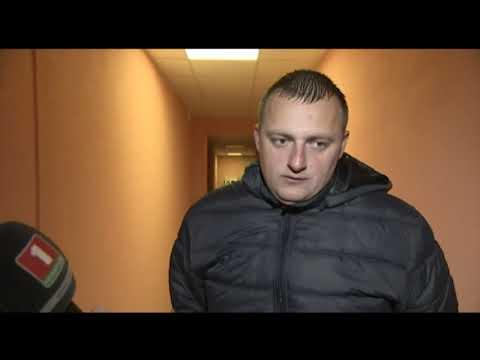 Спорт-кадр: сюжет о матче «Ислочь» – «Динамо-Минск»