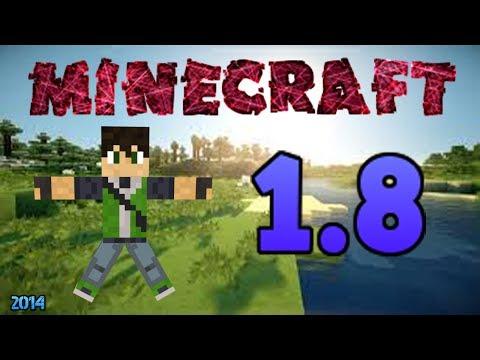 Minecraft 1.8 | Nueva Versión Español | Snapshot 14w02a
