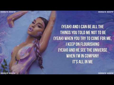 Download Ariana Grande - God is a woman   Mp4 baru