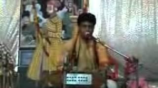 jay ganpati vandan gannayak kaushal tiwari bhajan singer
