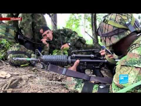 Colombia Caught in the crossfire (cc en español)