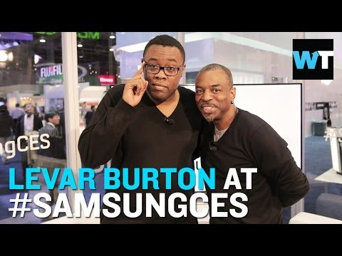LeVar Burton on Future Tech & Star Trek | What's Trending LIVE