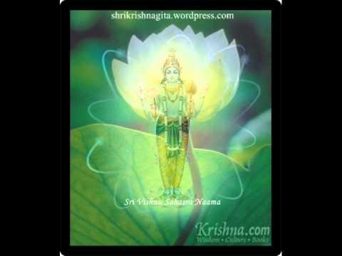 Sri Vishnu Sahasra Naama 4of4