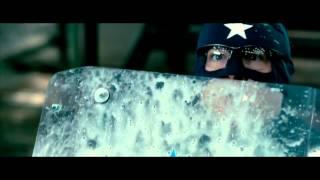 Kick-Ass 2 - Battle Guy & Ass-Kicker vs Supervillian (Sick Stick Scene Part 2)