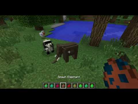 Minecraft 1.7.2 - Mod Criaturas (Mi mod favorito!) - ESPAÑOL TUTORIAL