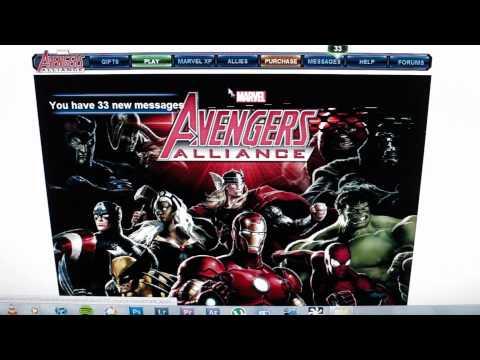 Marvel: Avengers Alliance CP Exploit