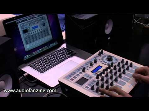 Arturia Spark Video Demo [NAMM 2011]