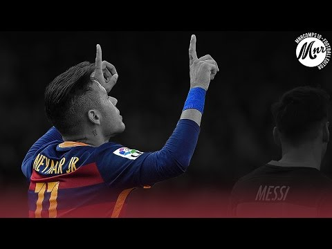 Neymar Junior Vs Getafe (Home) | 12/03/16 | HD 720