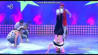 Alarm Dance Crew final performansı!