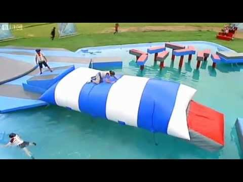 Total Wipeout - Series 3 Episode 12 (Celebrity Special) thumbnail