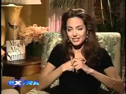 Angelina Jolie Interview on Mr & Mrs Smith