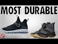 Top 5 Most Durable Basketball Shoes! thumbnail