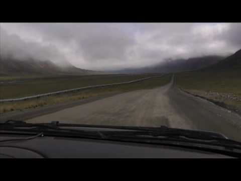 Dalton Highway Adventures to the Arctic Ocean and Prudhoe Bay Alaska