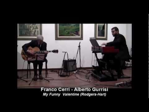 MY FUNNY VALENTINE (Rodgers-Hart) – Franco Cerri – Alberto Gurrisi