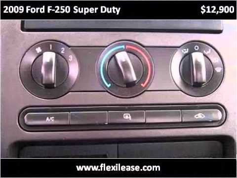 2009 Ford F-250 Super Duty Used Cars Newark,new brunswick,tr