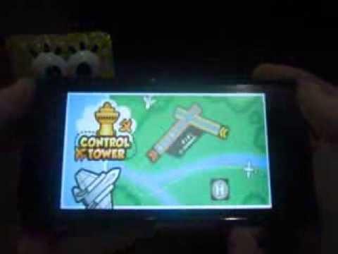 Видео обзор Control Tower - Airplane game на Fly iq446 Magic 2 ревизии