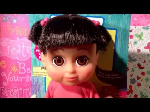Boo Doll Monsters Inc uk Monsters Inc Babblin Boo Doll