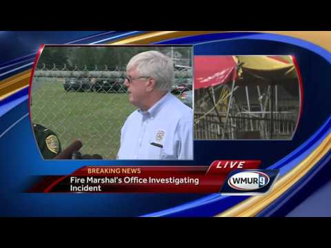 Raw video: Officials announce updates in deadly tent collapse investigation
