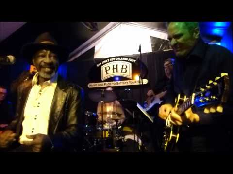 Frank Bey Band with Kenny Neal 12-11-12