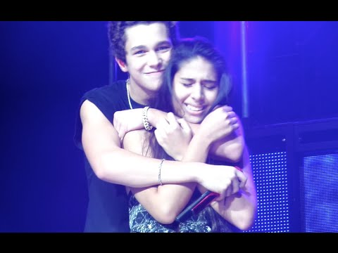 U (HD) - Austin Mahone - Front Row - Salt Lake City, UT 8/6/14