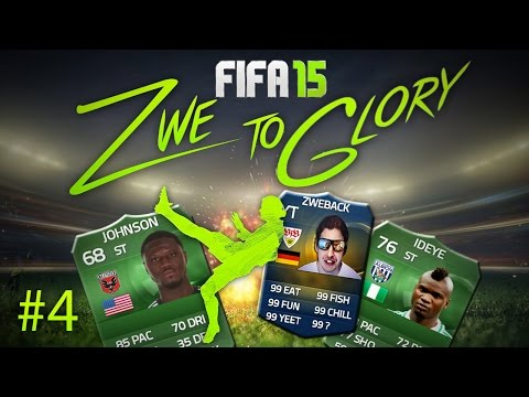 SHANE MOTHERF*CKING LONG! ZWE TO GLORY EP4 | FIFA 15 ROAD TO GLORY