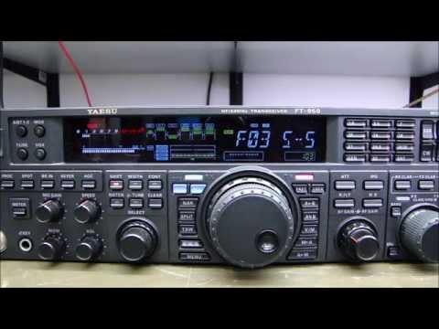 ALPHA TELECOM: YAESU FT-950 ANTENA 1 NÃO FUNCIONA, REVISÃO e ALINHAMENTO