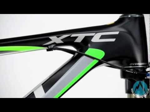 2013 GIANT XTC COMPOSITE 1 VIDEO SPEC