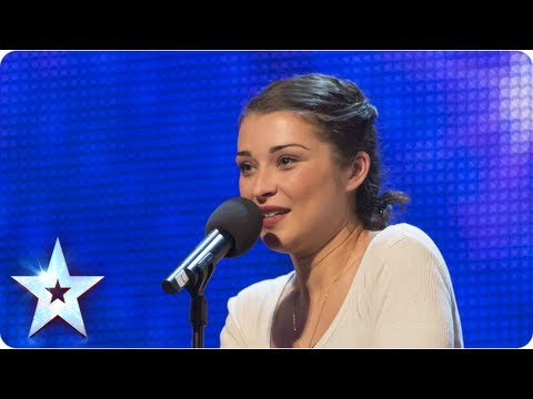 Alice Fredenham singing My Funny Valentine - Week 1 Auditions | Britains Got Talent 2013