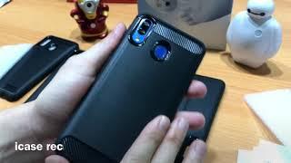 Case Samsung M20 rugged armor v Autofocus - casing cover samsung m20