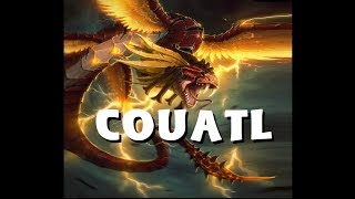 Dungeons and Dragons Lore: Couatl