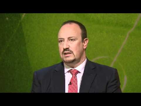 Rafael Benitez on the Merseyside derby, Carroll, and Chelsea