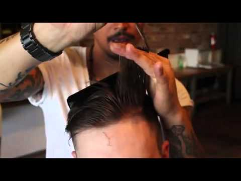 David Beckham   Nick Wooster Inspired Hairstyle   New 2013 Men's Short Haircut   YouTube