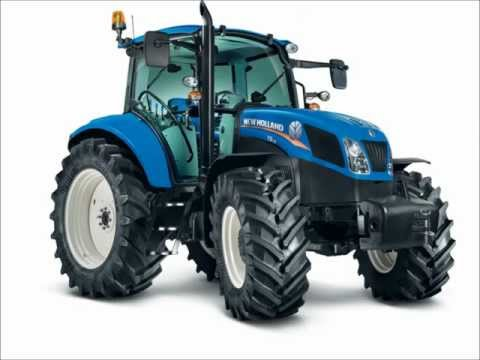 New New Holland products 2011-2012