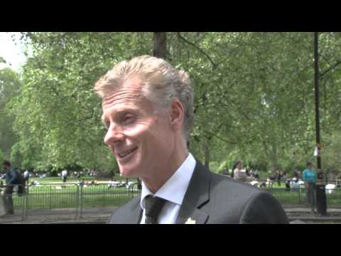 Security briefing: Paul Deighton, Chief Executive Officer of LOCOG