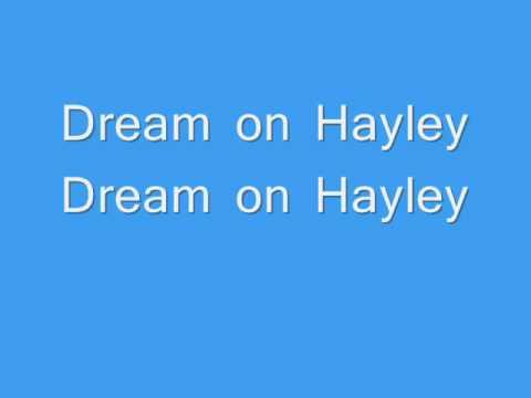 James Morrison - Dream On Hayley
