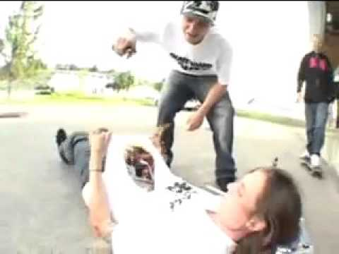 Moses Itkonen, Glenn Suggitt, Ryan Smith & Paul Machnau - RDS Skateboard Party