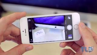Apple iPhone 5s  Gold vs White Silver vs Black (Space Gray) Unboxing & Tour HD