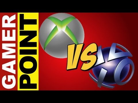 Playstation 4 vs Xbox 720 - Gamer Point