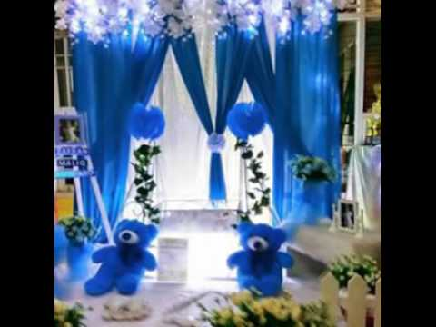 Sewa tenda pernikahan, dekorasi tasmiyahan dan ulang tahun Samarinda Murah || 081214333082