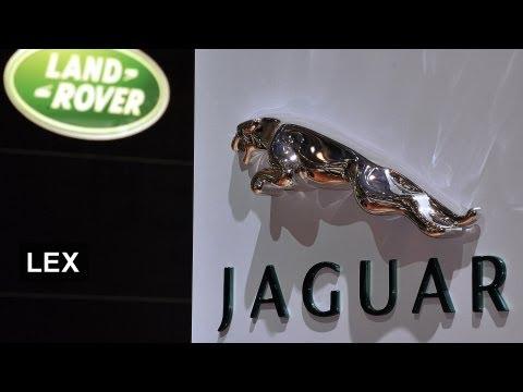 Jaguar Land Rover stalls