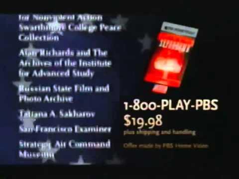 PBS American Experience - Closing Funding Credits (1998-1999)