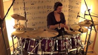 """Black & White"" by Orçun Çanaklı (Studio Drum Recording)"