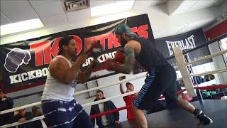 Steven Ortiz Media workout