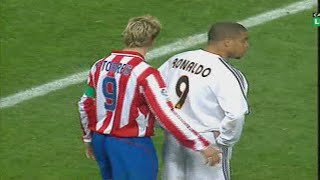 Fernando Torres vs Real Madrid Away 03-04