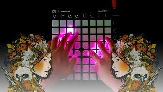 DJ Okawari - Flower Dance | Launchpad MK2 Cover + Project File