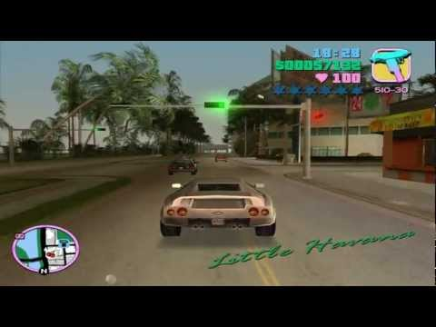 Grand Theft Auto: Vice City – Mission #50 – Sunshine Autos – Wanted List #3 – Infernus