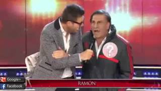 "Otra Vez ""Ramon Diaz"" en Showmatch 2014"